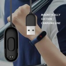 Кабель USB SK для Xiaomi Mi Band 4 Black