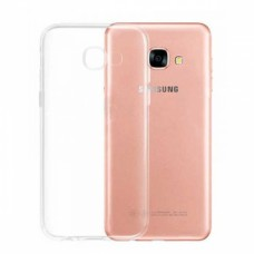 Чехол накладка TPU SK Ultrathin для Samsung A750 A7 2018 Transparent