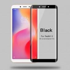 Защитное стекло Optima 3D Full Glue для Xiaomi Redmi 6 Black