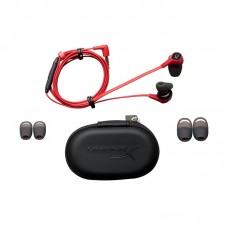 Наушники гарнитура вакуумные HyperX Cloud Earbuds Black/Red