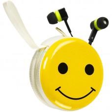 Чехол сумка ткань SK для наушников Smile