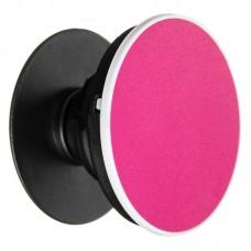 Держатель для смартфона PopSocket Metal розовый