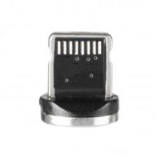 Коннектор магнитный для кабеля Gelius Pro Magenta MC-U01i Lightning