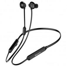 Наушники гарнитура вакуумные Bluetooth Baseus S11 Black