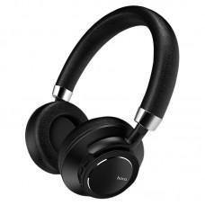 Наушники гарнитура накладные Bluetooth Hoco W10 Black