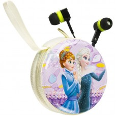 Чехол сумка ткань SK для наушников Ice Heart