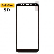 Защитное стекло Optima 5D Full Glue для Xiaomi Redmi 5 Black