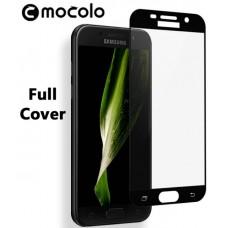 Защитное стекло Mocolo Full сover для Samsung Galaxy A5 2017 A520 черный