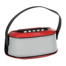 Колонка портативная Bluetooth Wster WS-Y96B красный