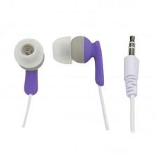 Наушники вакуумные Smartfortec SE-105 Violet