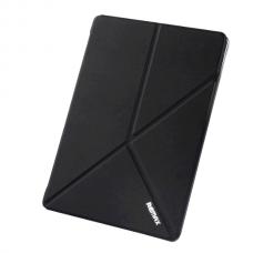 Чехол книжка кожаный Remax Transformer для iPad Pro 9.7 черный