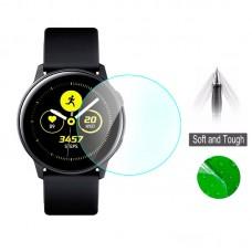 Защитная пленка полиуретановая Optima для Samsung Watch Active 2 40mm R830 (3шт) Transparent