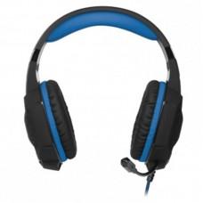 Наушники гарнитура накладные Sven AP-U980MV Black/Blue