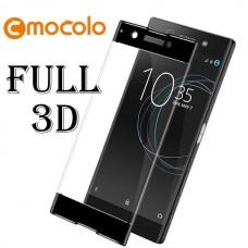 Защитное стекло Mocolo 3D для Sony Xperia XA2 черный