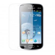 Защитная пленка Capdase для Samsung Galaxy S Duos S7562 глянцевая