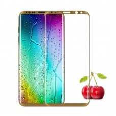 Защитное стекло Optima Full cover для Samsung G955 S8 Plus Gold