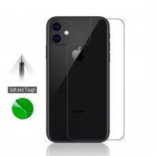 Защитная пленка полиуретановая Optima для iPhone 11 Back Transparent