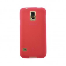 Чехол накладка SK TPU Soft для Samsung J250 J2 2018 Red