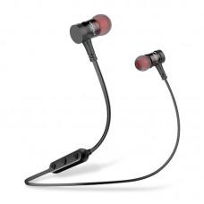Наушники гарнитура вакуумные Bluetooth Awei B922BL Sport Grey
