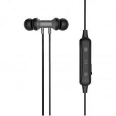 Наушники гарнитура вакуумные Bluetooth Hoco ES13 Sport Black