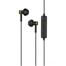 Наушники гарнитура вакуумные Bluetooth Hoco ES21 Sport Black