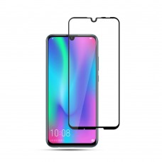 Защитное стекло MakeFuture Full Glue для Huawei P Smart 2019 Black