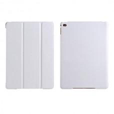 Чехол книжка PU Icarer Litchi Smart для Apple iPad Air 2 rid 601 White