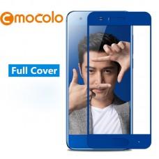 Защитное стекло Mocolo Full сover для Huawei Honor 9 Blue