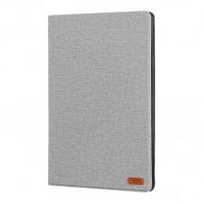 Чехол книжка ткань Remax Pure для Apple iPad Pro 9.7 PT 09 серый