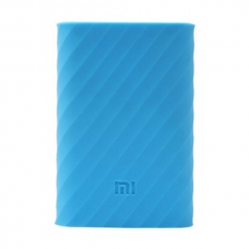 Чехол TPU SK для Power Bank Xiaomi 5000mAh Blue