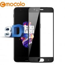 Защитное стекло Mocolo 3D для OnePlus 5 черный