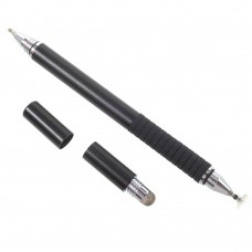 Стилус ручка SK 3 в 1 Capacitive Drawing Point Ball Black