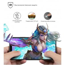 Защитное стекло Armorstandart Full Glue для Huawei Y7 2019 Black (ARM54321-GFG-BK)