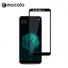 Защитное стекло Mocolo Full сover для Xiaomi Mi A2 6X Black