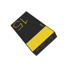 Внешний аккумулятор Power Bank Golf Hive 15 15000mAh желтый