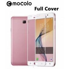 Защитное стекло Mocolo Full сover для Samsung Galaxy J5 Prime G570 белый