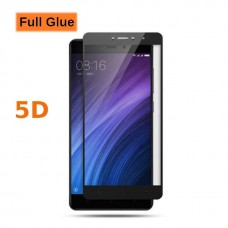 Защитное стекло Optima 5D Full Glue для Xiaomi Redmi Note 5a Black