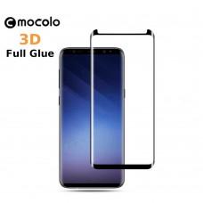 Защитное стекло Mocolo 3D Full Glue для Samsung Galaxy S9 Black
