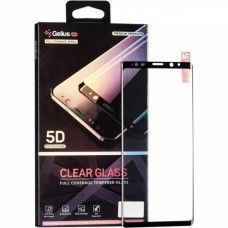 Защитное стекло Gelius Pro 5D Full Glue Clear Glass для Samsung N950 Note 8 Black