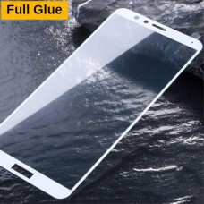 Защитное стекло Optima 3D Full Glue для Huawei Honor 7x White