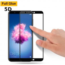 Защитное стекло Optima 5D Full Glue для Huawei P Smart Black