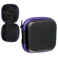 Чехол PC SK для наушников Mini Violet