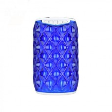 Колонка портативная Bluetooth Wster WS-829 синий