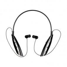 Наушники гарнитура вакуумные Bluetooth Jablue HBS-980 Black