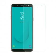 Защитное стекло Optima 2.5D для Samsung Galaxy j6 2018 Transparent