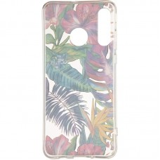 Чехол накладка TPU Gelius Flowers Shine для Samsung M205 M20 Tropic