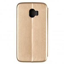 Чехол книжка PU G-Case Ranger для Huawei P Smart Plus Gold