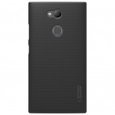 Чехол накладка PC Nillkin Frosted для Sony Xperia L2 Black