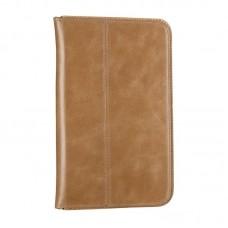 Чехол книжка PU WRX Premium для Samsung Tab 3 7.0 Lite T110 T111 Лак Olive