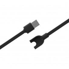 Кабель USB SK для Xiaomi Mi Band 3 Black